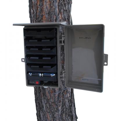 単1電池バッテリーボックス EX24C-6V