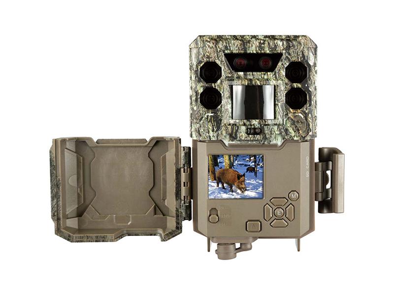 トロフィーカムXLT 30MPローグロウDC 内蔵カラーモニター