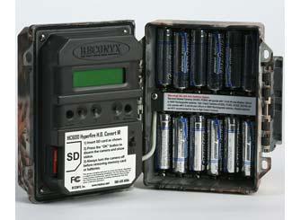 バッテリー寿命が最長1年間