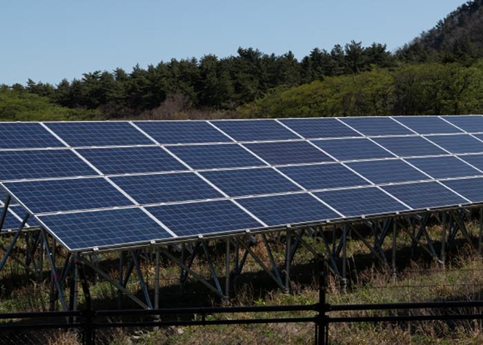 太陽光発電所イメージ写真